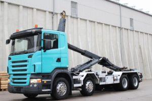 scania, leasing scania, hakowiec, leasing auta ciężarowego, leasing auta z Niemiec, leasing auta z zagranicy, leasing hakowca
