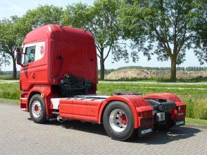 auta ciężarowe z Niemiec ciągnik siodłowy