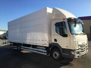 auto ciężarowe z Niemiec