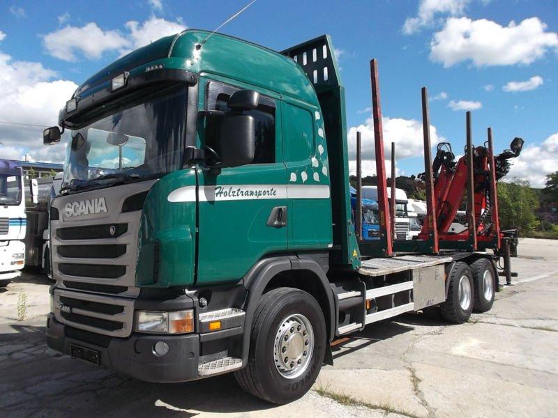 do drewna Scania