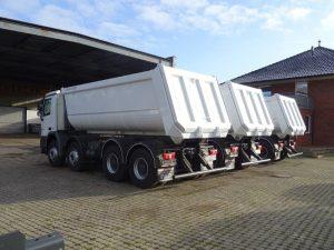 auta ciężarowe wywrotki sprzedaż, leasing, kredyt